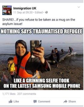 modern refugee