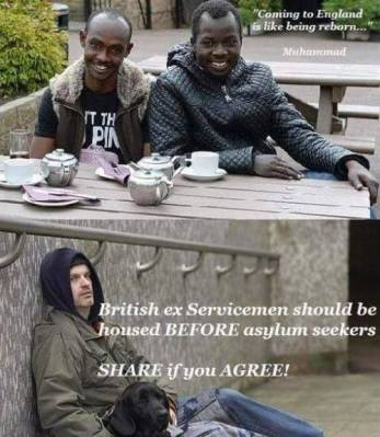 racism and refugees